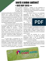 DCE USP 2015