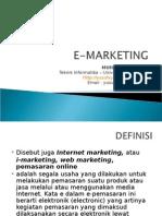 8 E-Marketing UT 1