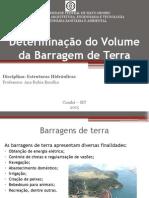 Volume Reservatorio