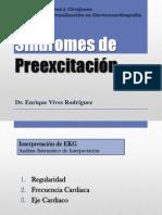 Síndromes de Preexcitacion