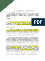 Filiacion Extram Segun Tc 2011