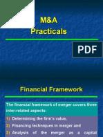 M&a Practicals