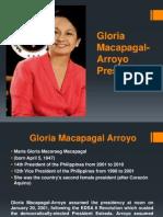 GLORIA MACAPAGAL ARROYO SUMMARY PRESENTATION 2015 FOR MAPA