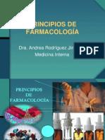 Principios de Farmacologia