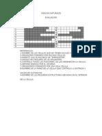Evaluacion Organismos en CIENCIAS NATURALES