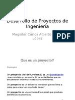 Desarrollo de Proyectos de Ingeniería 1