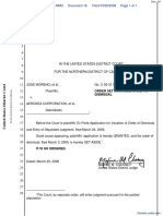 Moreno et al v. Aerosea Corporation et al - Document No. 18