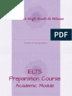IELTS Preparatory Course 2013 2014