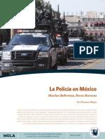 La Policia en Mexico