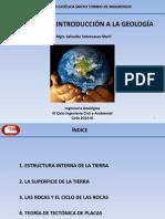 Unidad01 III . Introduccion a La Geologia