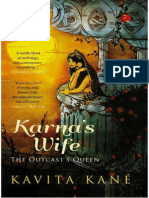 karna's wife - Kane Kavita