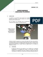 12 Hidrocarburos - Gasolina Polimeros