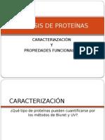 Anã-lisis de Proteã-nas (1)