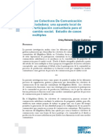 Perspectivas 5 - Colectivos de Comunicación Ciudadana Orley Durán