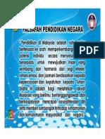 FALSAFAH PENDIDIKAN
