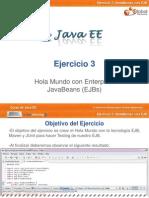 Curso Java EE - Ejercicio 3