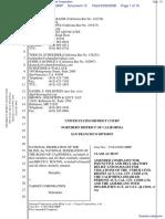 National Federation of the Blind et al v. Target Corporation - Document No. 13