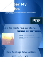 master my stories presentation