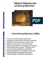 PPTA354-6C Kriteria _ Kinerja Penggalian TBM