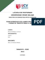 Plan Estrategico Llanos Fashion