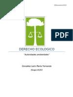 Derecho Ecologico