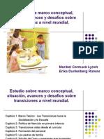 Estudio sobre marco conceptual Maribel Cormack
