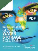 Global Water Storage Tanks Brochure