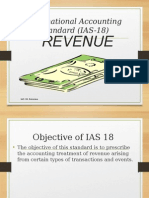 IAS 18 Workshop Revised