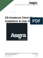 Installation Ds Notebook Client