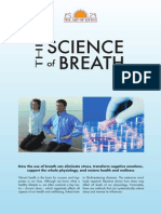 The Science of Breath - Art of Living