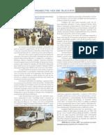 """În 7 sate din raioanele Râșcani și Drochia deșeurile sunt colectate separat // Revista """"Managementul deșeurilor"""", Anul II, nr. 01 (05), martie 2015"""