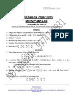 2609Mathematics 2