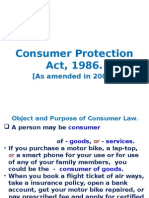 Consumer Law - Final Edition