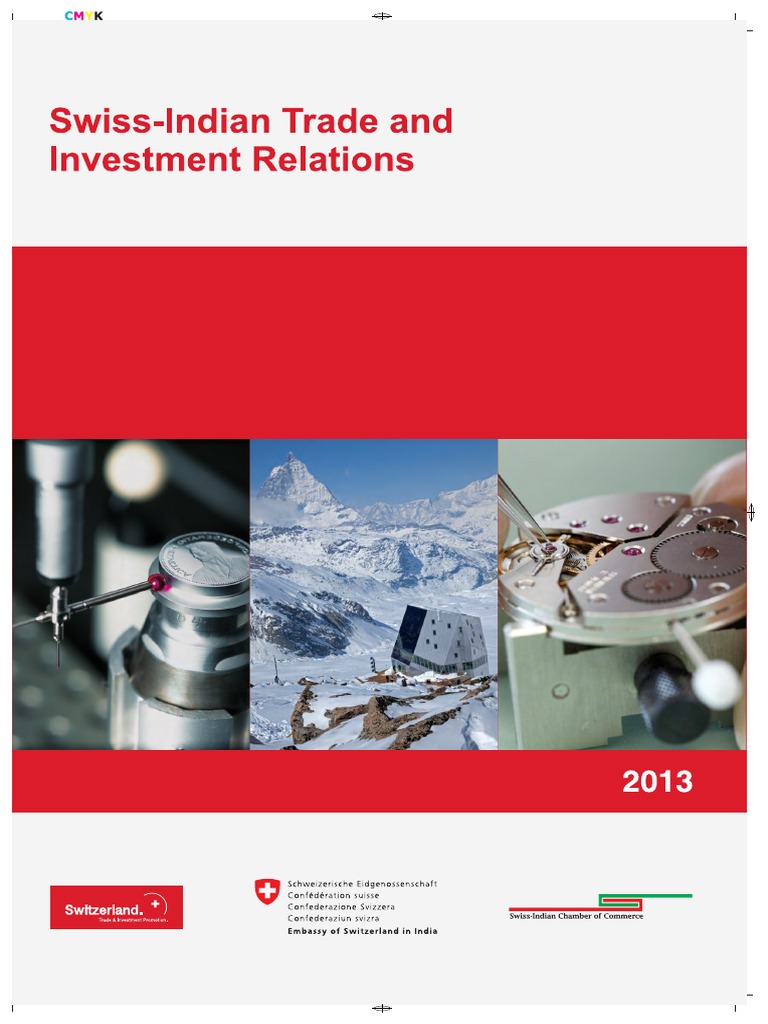 SWISS Directory 2013 | Foreign Direct Investment | Switzerland