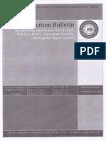 JCECE Information Bulletin