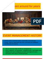 Event Mgmt