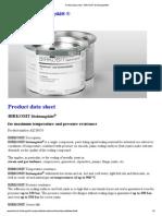 Product data sheet - BIRKOSIT Dichtungskitt ®