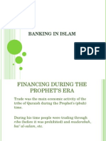 (Banking in Islam)