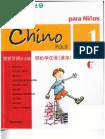 Libro Chino para niños