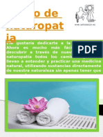 Curso de Naturopatia