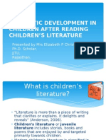 LINGUISTIC DEVELOPMENT IN CHILDREN AFTER READING CHILDREN'S LITERATURE.pptx