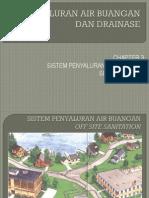 Materi Kuliah Drainase