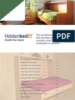 Hiden Bed