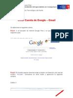 Crear Mi Gmail