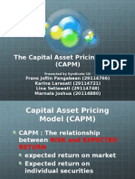 CAPM Group Presentation-Syndicate 10