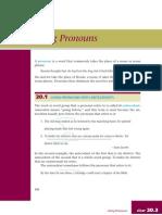 Book 01 Chapter 20 Using Pronouns