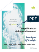 Government Cloud Raipur Nov 2012