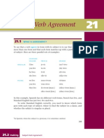Book 01 Chapter 21 Subject Verb Agreement