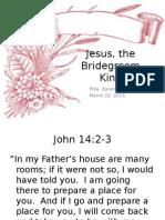 Jesus Bridegroom