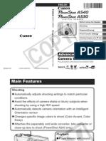 Manual Canon 530